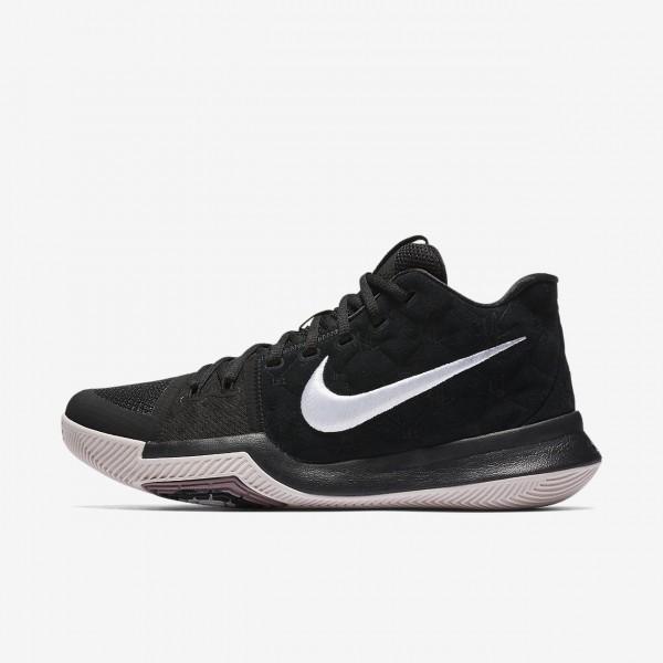 Nike Kyrie 3 Basketballschuhe Herren Schwarz Grau ...