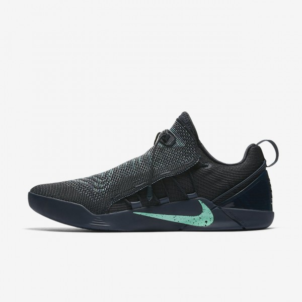 Nike Kobe Ad Nxt Basketballschuhe Herren Navy Grü...