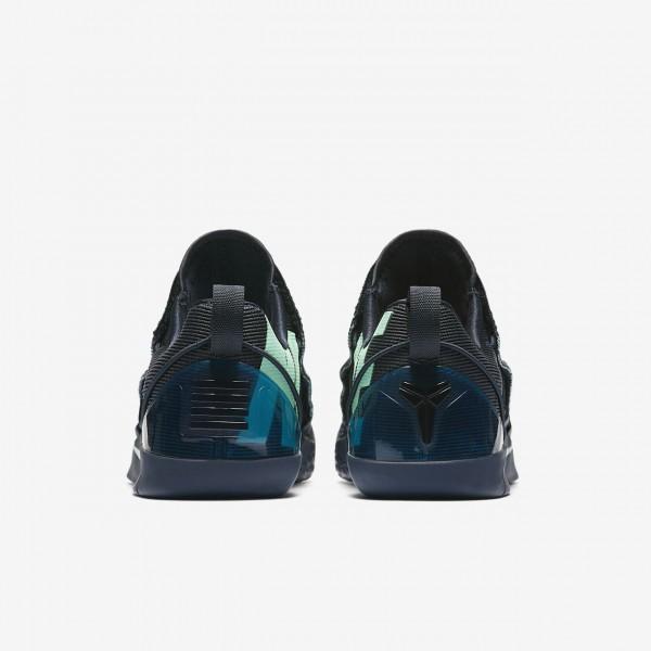 Nike Kobe Ad Nxt Basketballschuhe Herren Navy Grün 717-57848