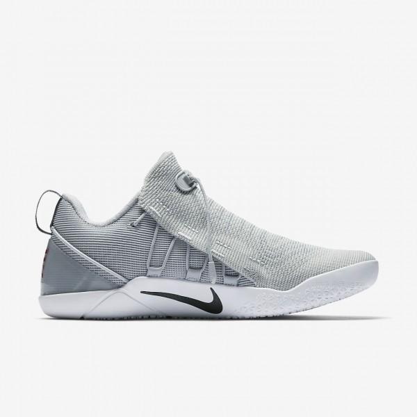 Nike Kobe Ad Nxt Basketballschuhe Herren Grau 528-92712