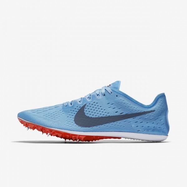 Nike Zoom Victory Elite 2 Spike Schuhe Damen Blau ...