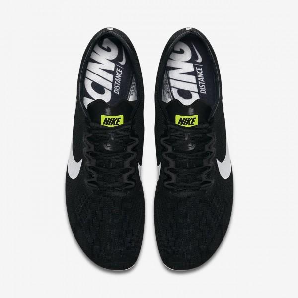Nike Zoom Victory Elite 2 Spike Schuhe Damen Schwarz Grün Weiß 943-44435