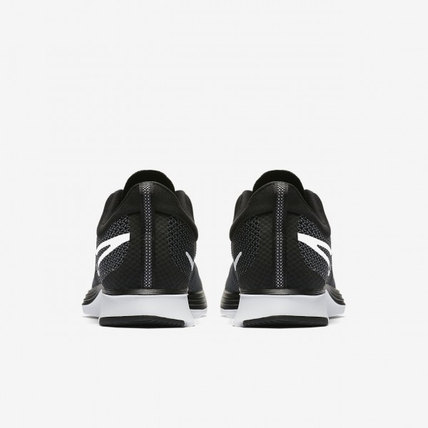 Nike Zoom Strike Laufschuhe Damen Schwarz Dunkelgrau Weiß 897-62474