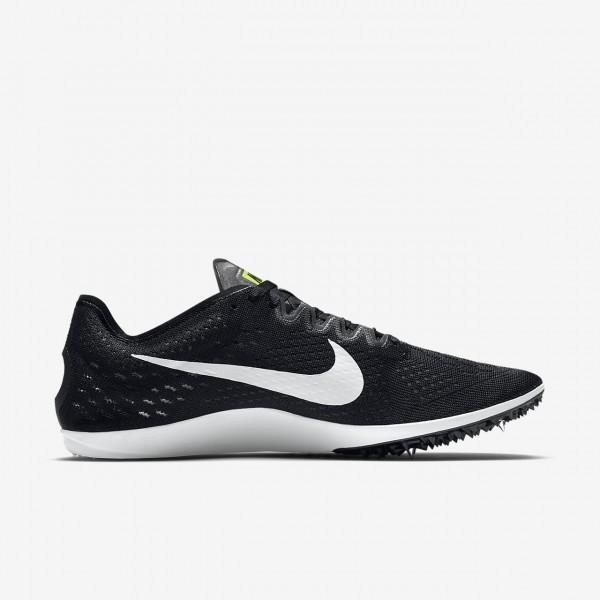 Nike Zoom Matumbo 3 Spike Schuhe Damen Schwarz Grün Weiß 974-11320