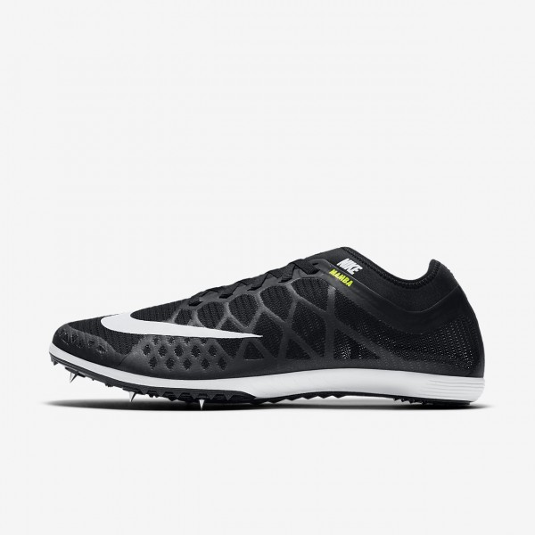 Nike Zoom Mamba 3 Spike Schuhe Damen Schwarz Grün...