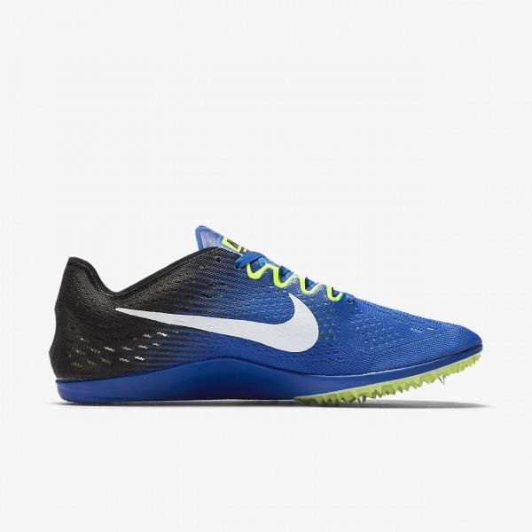 Nike Zoom Matumbo 3 Spike Schuhe Damen Blau Schwarz Grün Weiß 382-49452