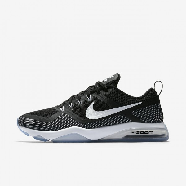 Nike Zoom Fitness Trainingsschuhe Damen Schwarz We...