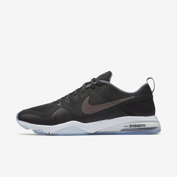 Nike Zoom Fitness Metallic Trainingsschuhe Damen S...