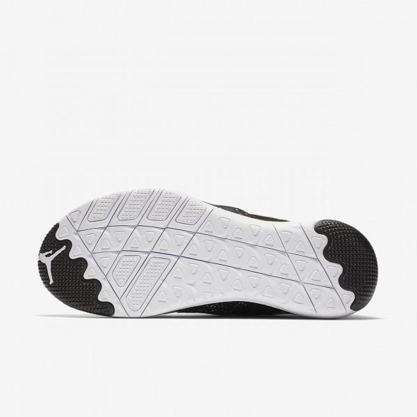 Nike Jordan Trainer Pro Trainingsschuhe Herren Schwarz Weiß 838-82521