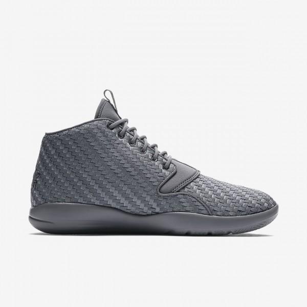 Nike Jordan Eclipse Chukka Woven Outdoor Schuhe Herren Dunkelgrau 523-87338