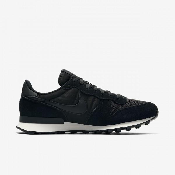 Nike Internationalist Se Freizeitschuhe Herren Schwarz Weiß 419-29092