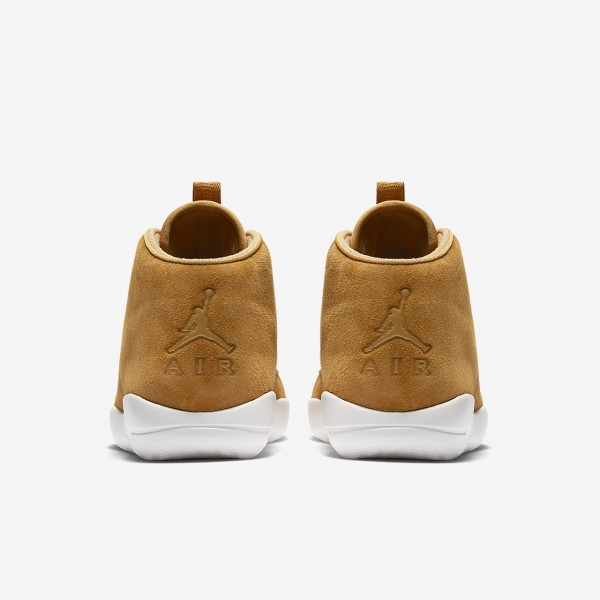Nike Jordan Eclipse Chukka Outdoor Schuhe Herren Gold Weiß Gold 718-22436
