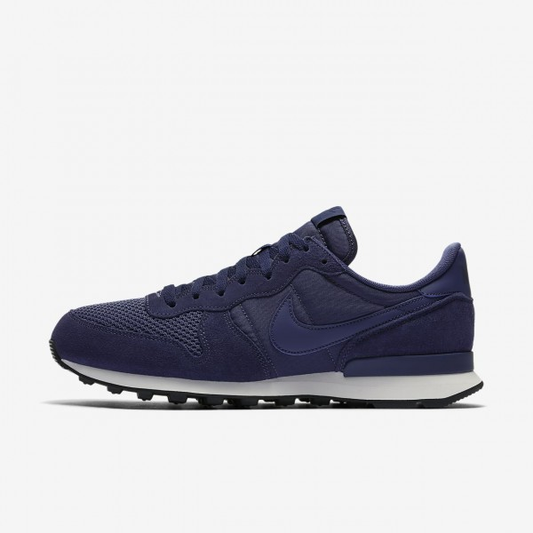 Nike Internationalist Se Freizeitschuhe Herren Bla...