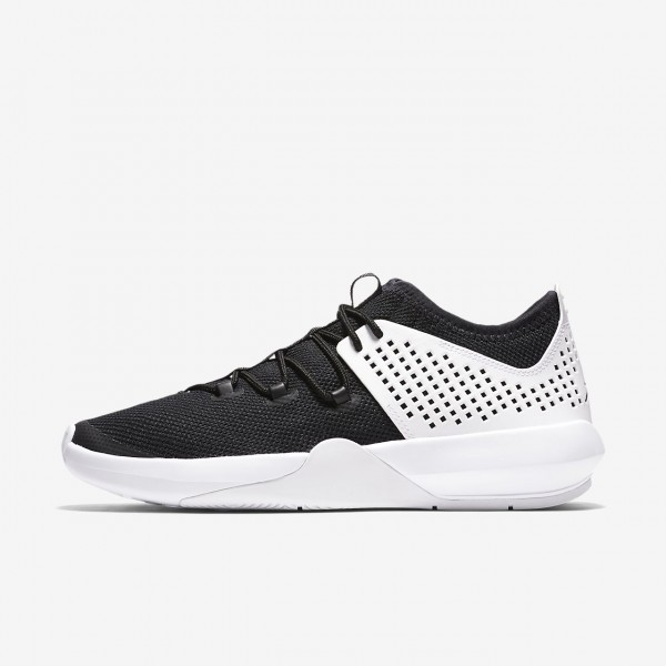 Nike Jordan Express Outdoor Schuhe Herren Schwarz Weiß 445-52843