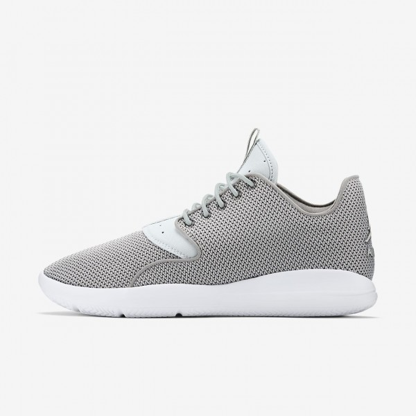 Nike Jordan Eclipse Outdoor Schuhe Herren Grau Wei...