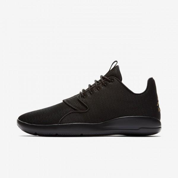 Nike Jordan Eclipse Freizeitschuhe Herren Schwarz Weiß Metallic Gold 956-98271
