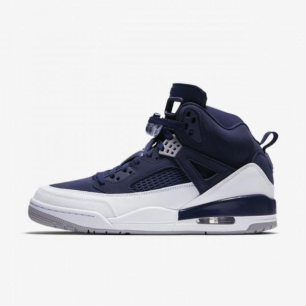 Nike Jordan Spizike Outdoor Schuhe Herren Navy Wei...