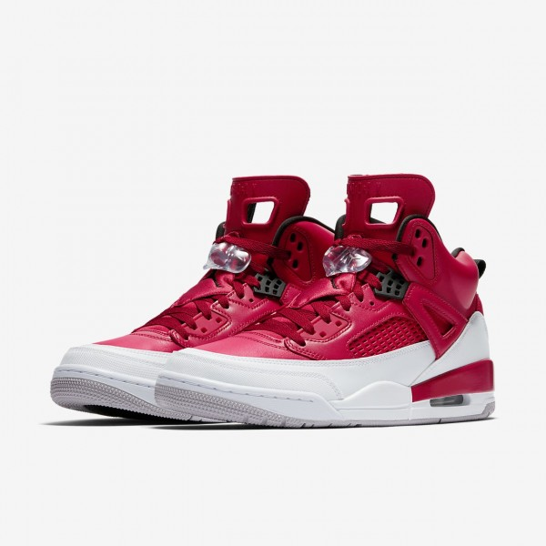 Nike Jordan Spizike Outdoor Schuhe Herren Rot Weiß Grau Schwarz 419-89583