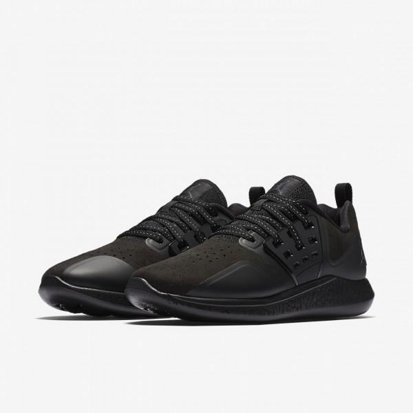 Nike Jordan Grind Laufschuhe Herren Schwarz 964-82755