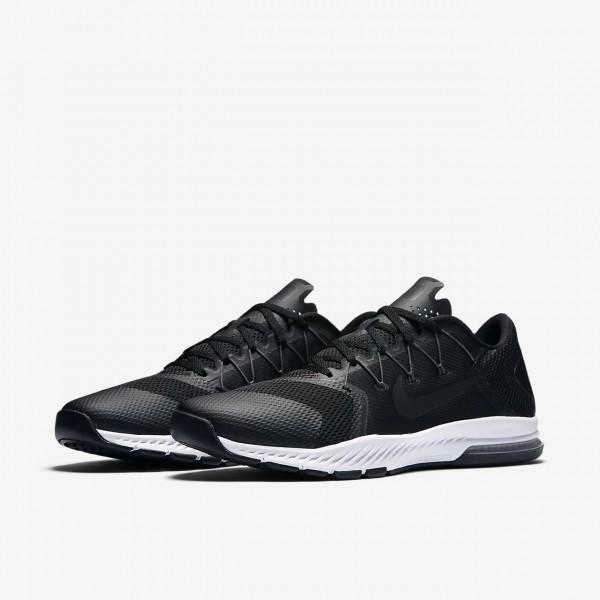Nike Zoom Train Complete Trainingsschuhe Herren Schwarz Weiß 125-56472