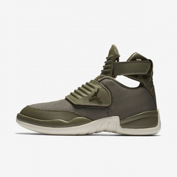 Nike Jordan Generation Outdoor Schuhe Herren Olive...