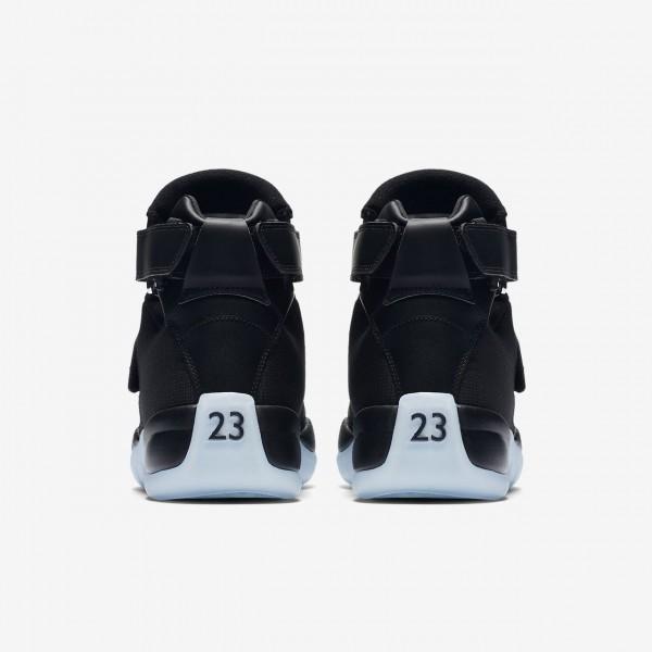 Nike Jordan Generation Outdoor Schuhe Herren Schwarz Silber 500-87655