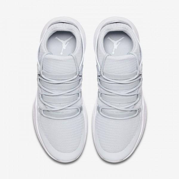 Nike Jordan Formula 23 low Outdoor Schuhe Herren Platin Weiß 837-68994