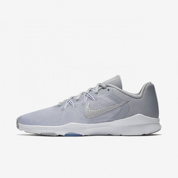Nike Zoom Condition Tr 2 Trainingsschuhe Damen Gra...