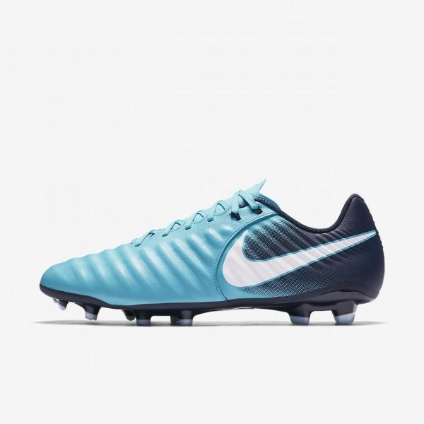 Nike Tiempo Ligera Iv Fg Fußballschuhe Damen Blau...