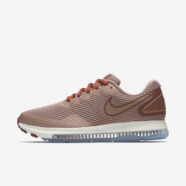 Nike Zoom All Out low 2 Laufschuhe Damen Pink Metallic Rot Bronze 976-33175