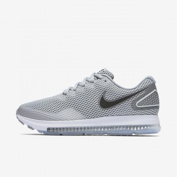 Nike Zoom All Out low 2 Laufschuhe Damen Grau Wei�...