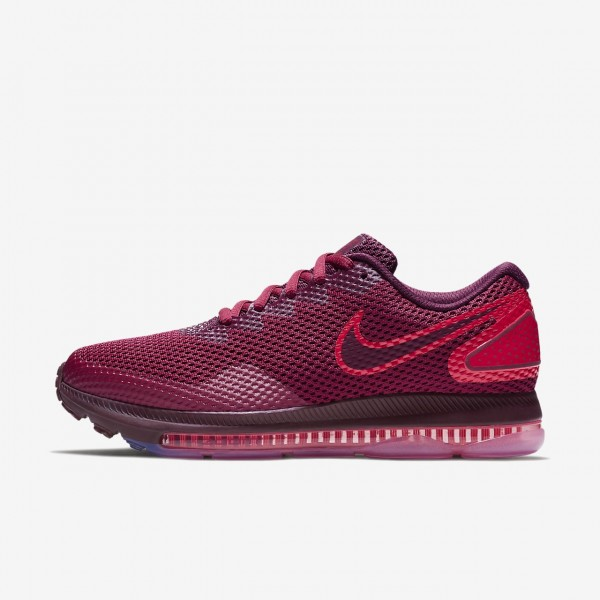 Nike Zoom All Out low 2 Laufschuhe Damen Bordeaux ...