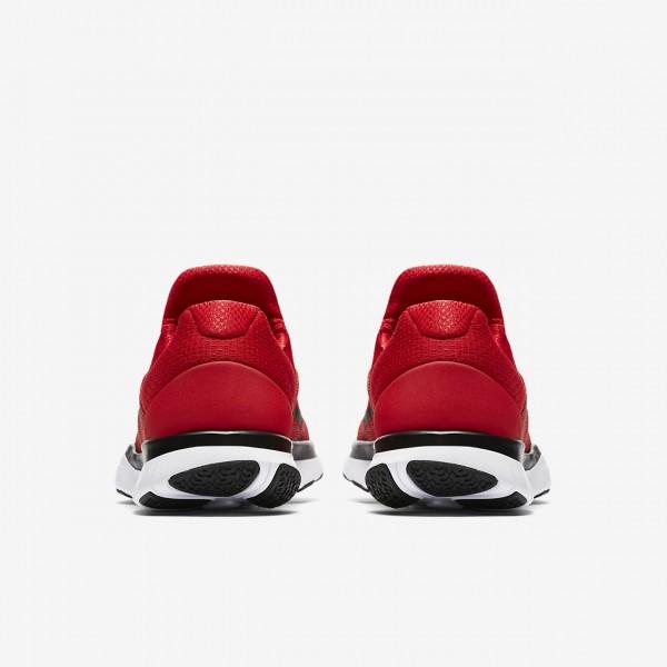 Nike Free Trainer V7 Trainingsschuhe Herren Rot Weiß Schwarz 845-86633