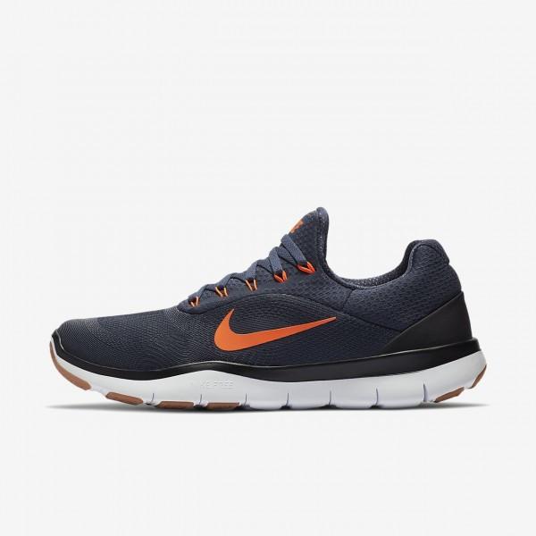 Nike Free Trainer V7 Trainingsschuhe Herren Blau W...