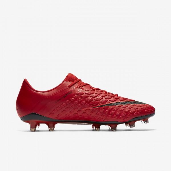 Nike Hypervenom Phantom 3 Fg Fußballschuhe Herren Rot Schwarz 820-95466