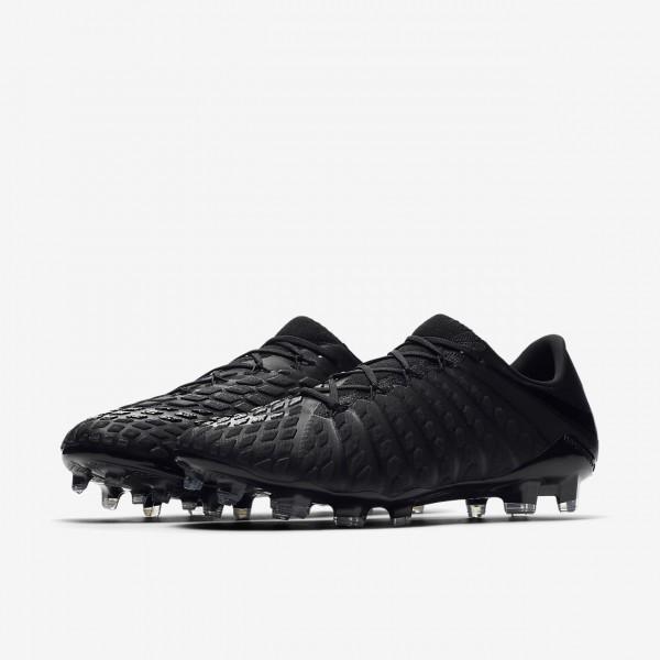 Nike Hypervenom Phantom 3 Fg Fußballschuhe Herren Schwarz 292-15206