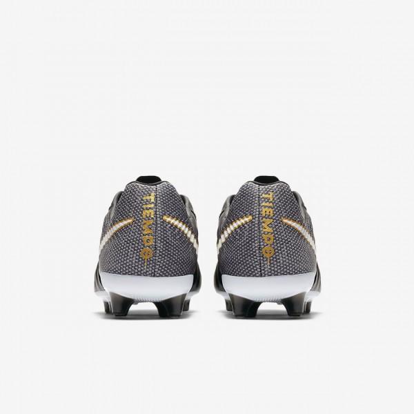Nike Tiempo Legacy III Ag-pro Fußballschuhe Damen Schwarz Weiß 499-15491