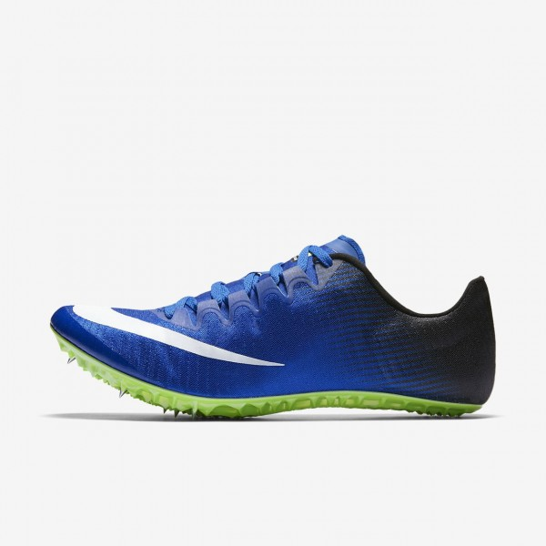 Nike Superfly Elite Spike Schuhe Damen Blau Schwar...