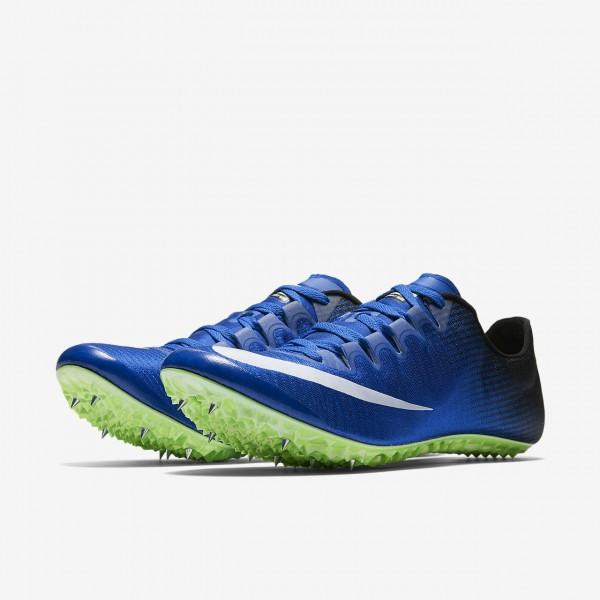 Nike Superfly Elite Spike Schuhe Damen Blau Schwarz Grün Weiß 104-16233