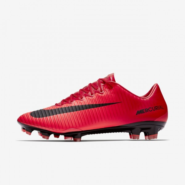 Nike Mercurial Vapor XI Fg Fußballschuhe Damen Ro...