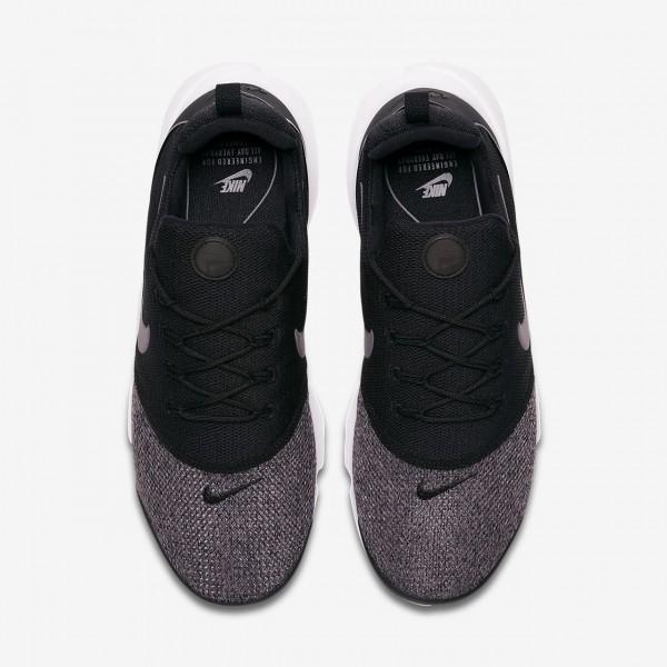 Nike Presto Fly Se Freizeitschuhe Damen Schwarz Weiß 905-88725