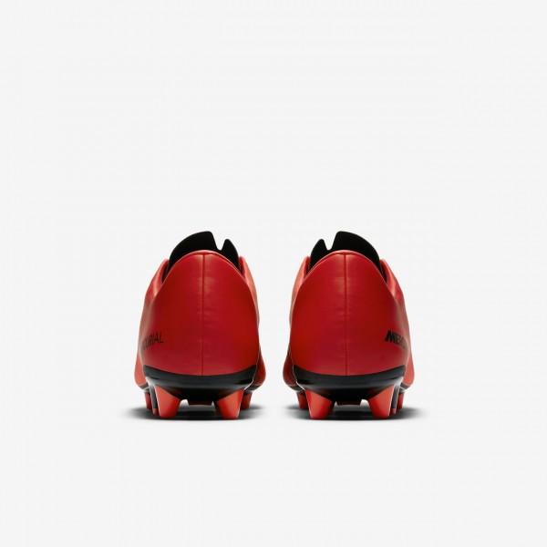 Nike Mercurial Victory VI Ag-pro Fußballschuhe Damen Rot Schwarz 999-82415