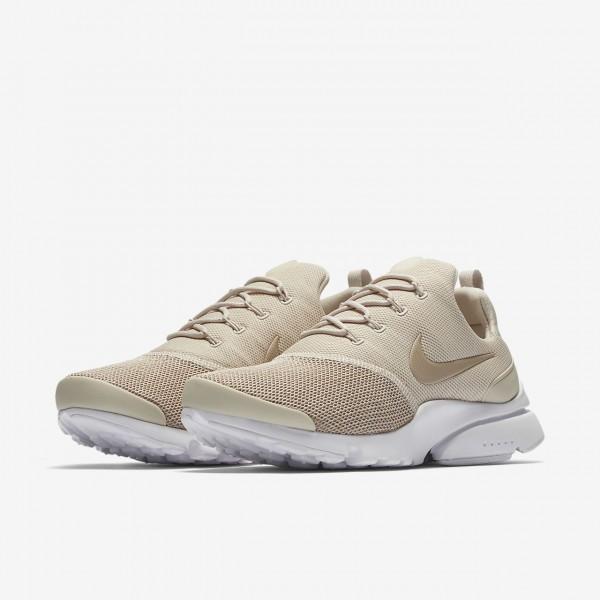 Nike Presto Fly Se Freizeitschuhe Damen Sand Weiß 150-75466