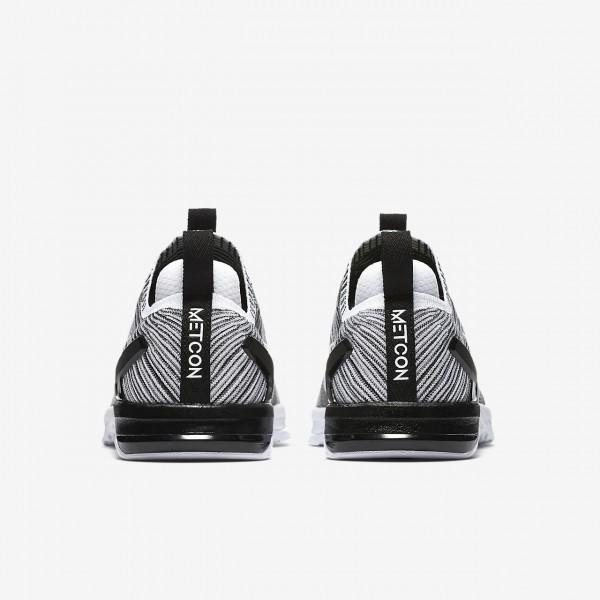 Nike Metcon Dsx Flyknit 2 Trainingsschuhe Damen Weiß Schwarz 180-47869