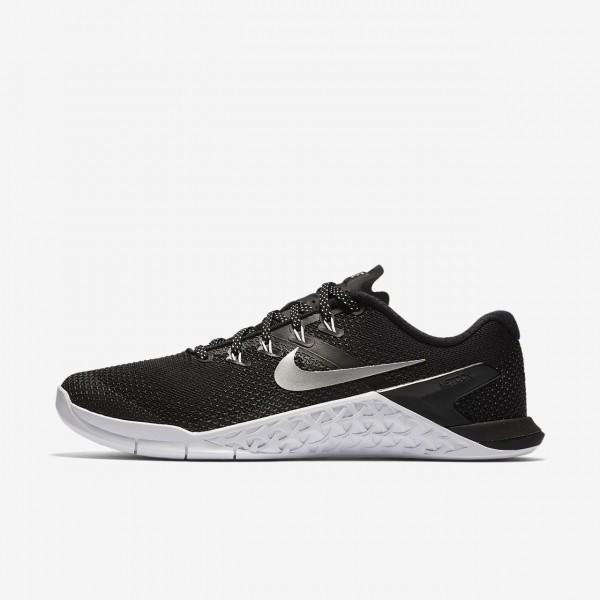 Nike Metcon 4 Trainingsschuhe Damen Schwarz Weiß ...