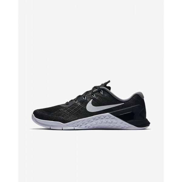 Nike Metcon 3 Trainingsschuhe Damen Schwarz Weiß ...