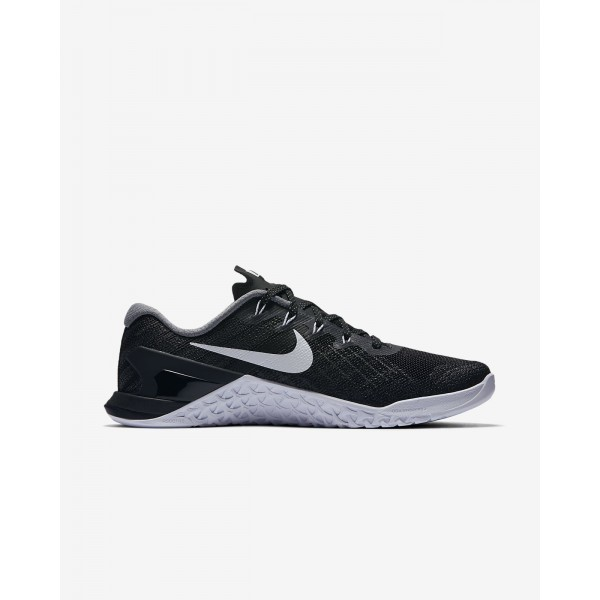 Nike Metcon 3 Trainingsschuhe Damen Schwarz Weiß 364-40932