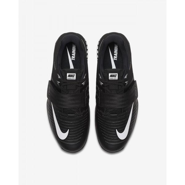 Nike Romaleos 3 Gewichtheberschuhe Damen Schwarz Weiß 543-49871