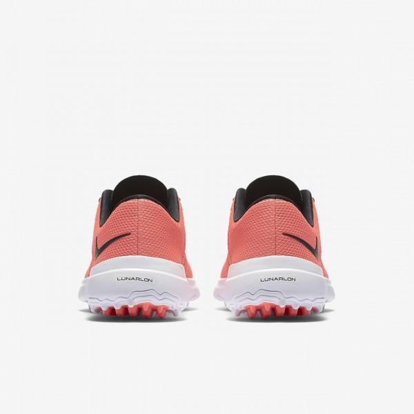 Nike Lunar Empress 2 Golfschuhe Damen Rosa Weiß Schwarz 399-68290