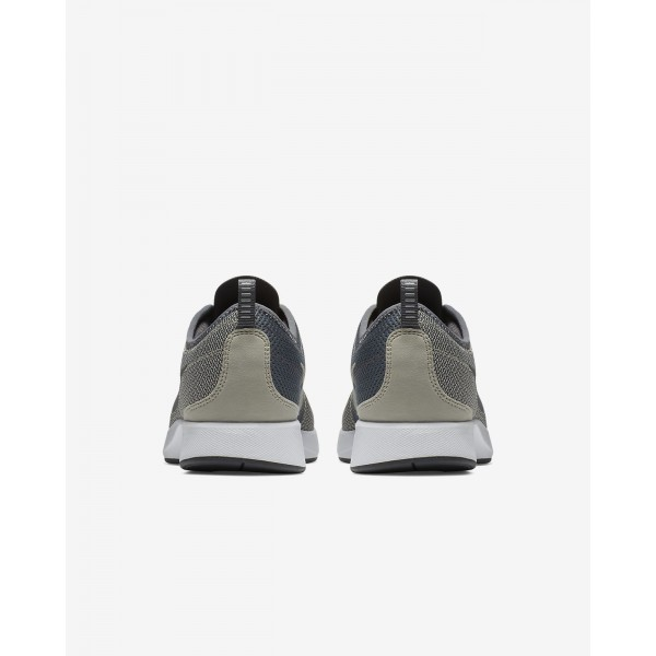 Nike Dualtone Racer Freizeitschuhe Herren Grau Weiß Dunkelgrau 417-93206